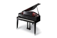 Yamaha N3 AvantGrand hybrid digital grand piano full at heidmusic