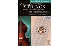 New Directions for Strings - Bass