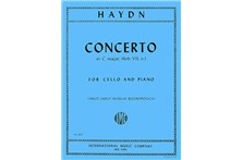 2311S06, Concerto in C Major, Haydn, M