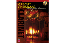 A FAMILY CHRISTMAS AROUND THE FIREPLACE - CLARINET