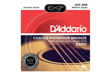 d'addario exp17 strings front