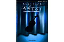 2111B10, Festival Performance Solos Violin