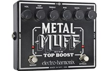 Electro-Harmonix Metal Muff Effects Pedal Heid Music