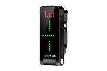 TC Electronic PolyTune Clip-On Tuner front