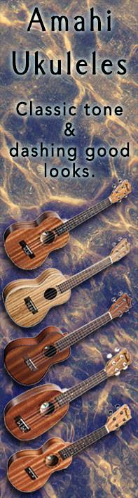 Amahi Ukuleles are great quality for a great value!