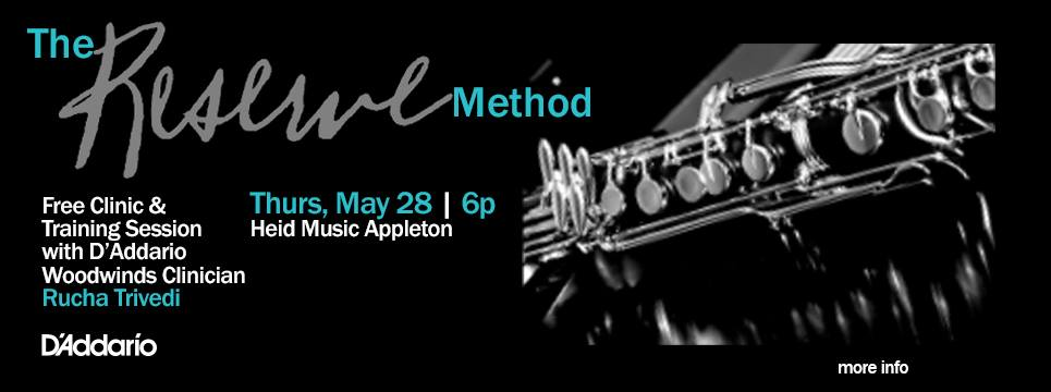 Reserve Method Clinic