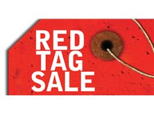 Red Tag Drum