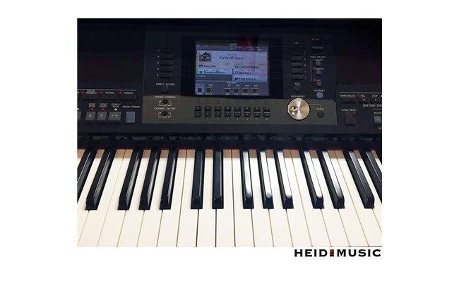 Used yamaha clavinova cvp 505 digital piano heid music for Yamaha music school locations