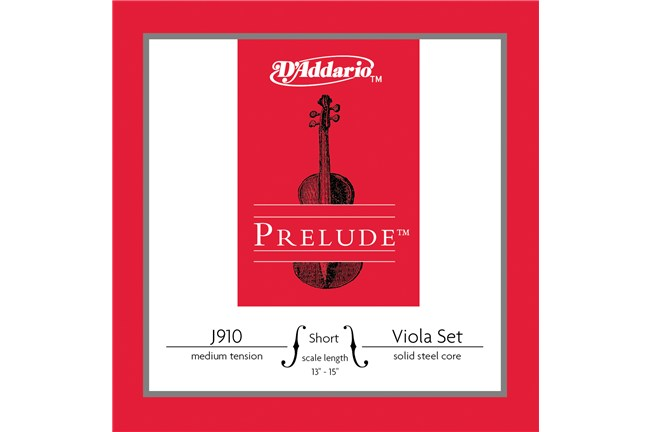D'addario J910SM Short Scale Viola String Set
