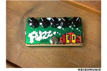 ZVex Hand Painted Fuzz Factory Pedal Heid Music
