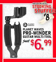 Planet Waves Pro Winder on Sale at heidmusic.com