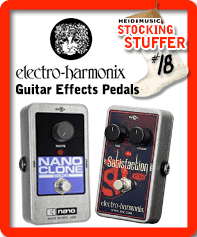 Electro Harmonix Guitar Effects Pedals