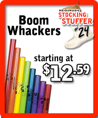 Boomwhackers at heidmusic.com