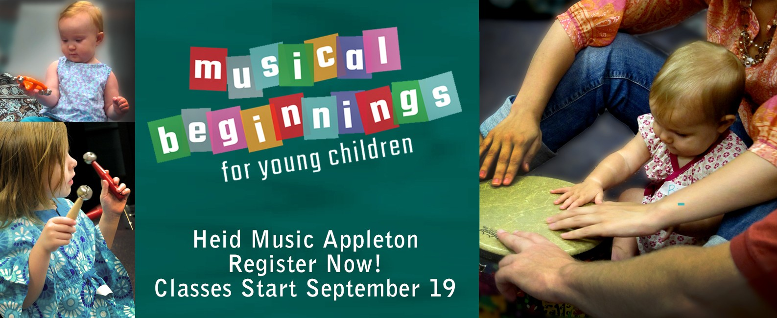 Music Classes for the young