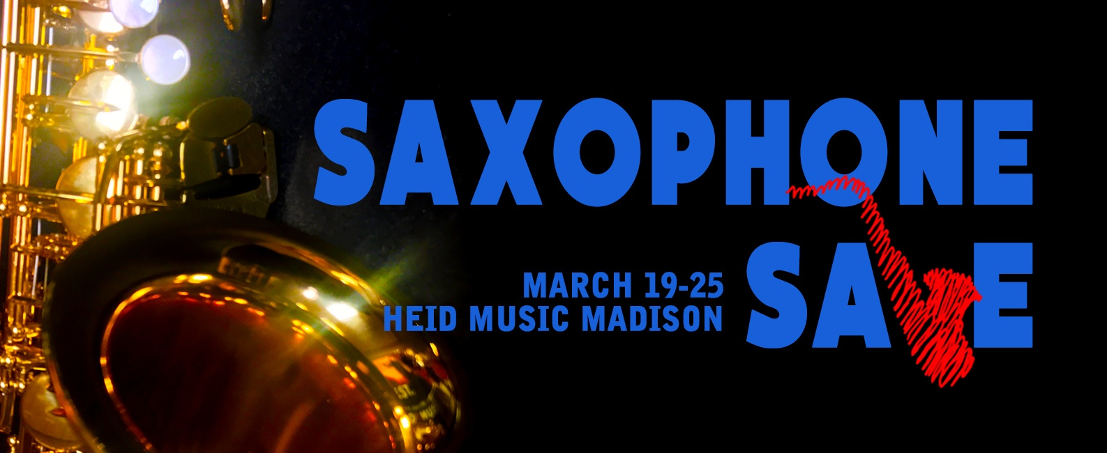 Saxophone Sale Madison