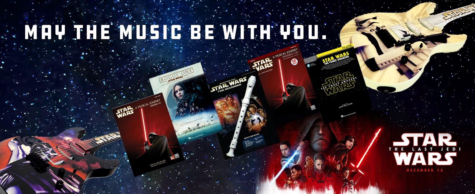 Star Wars Music Products