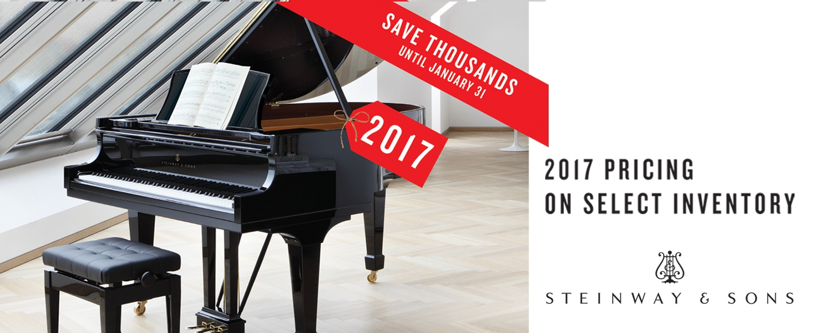 Steinway Pianos at Heid Music