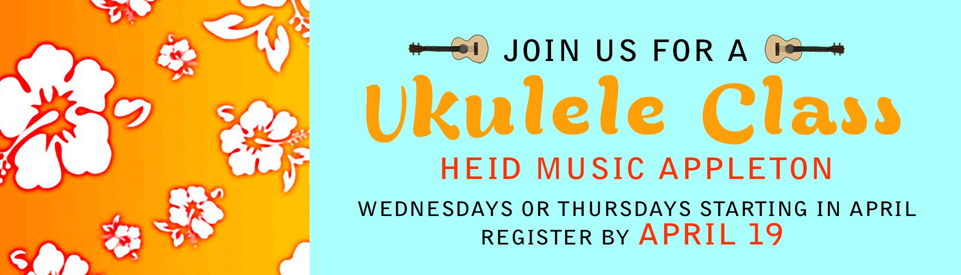 learn to play the ukulele in a fun group setting
