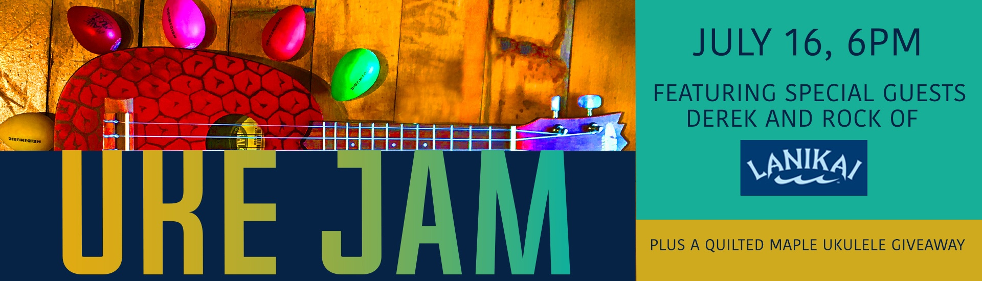 virtual ukulele jam session fun for all