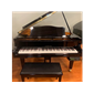 2003 Yamaha GC1 Grand w/Disklavier System - Polished Ebony