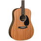Martin DX2AE Macassar Acoustic-Electric Guitar