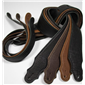 "Franklin 2.5"" Purist Leather Guitar Strap with Buck Backing"