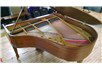 used steinway m grand piano open