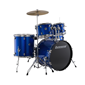 Ludwig Accent Fuse 5-Piece Drum Set