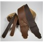 franklin leather guitar straps