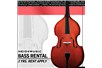 String Rentall Online- Upright Double Bass Rental - Heid Music