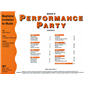 Performance Party D