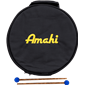 "Amahi 10"" Tongue Drum"