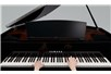 Play a Yamaha N3 AvantGrand grand piano full heid music