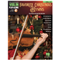 Favorite Christmas Hymns Violin Play-Along