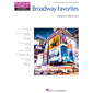 Broadway Favorites - Piano Solos