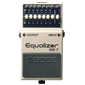 Boss Equalizer Pedal