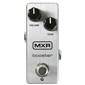Silver and Black MXR Pedal