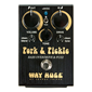 Black and Gold Guitar Pedal