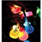 Electric Guitar Single Cutaway LED Party Lights