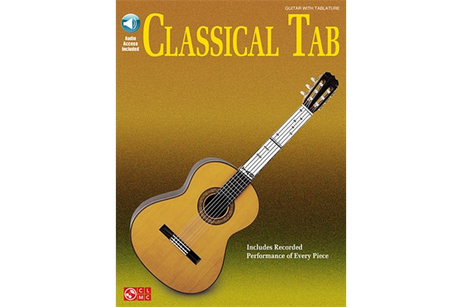 Classical Tab cover