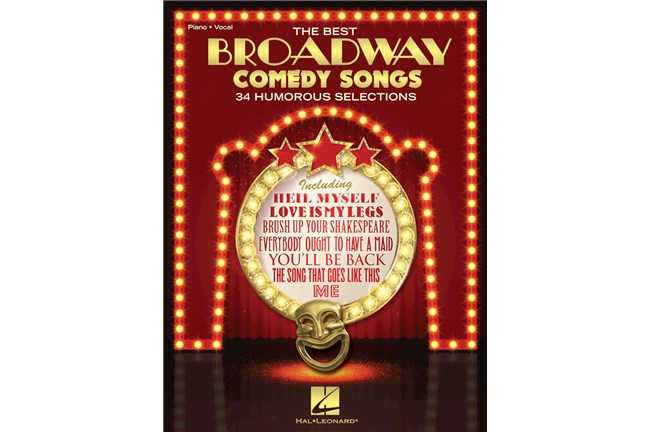 Broadway Comedy Songs