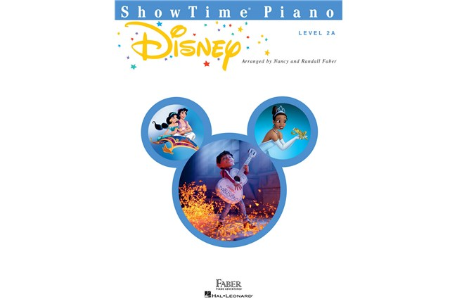 ShowTime Piano Disney (Level 2A)
