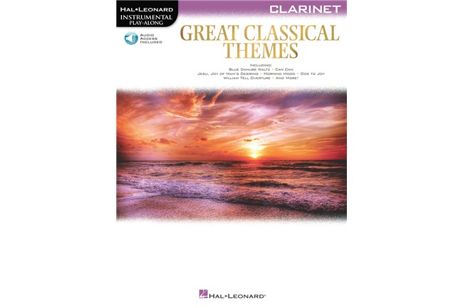 Great Classical Themes - Clarinet