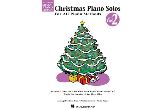 Christmas Piano Solos - Level 2