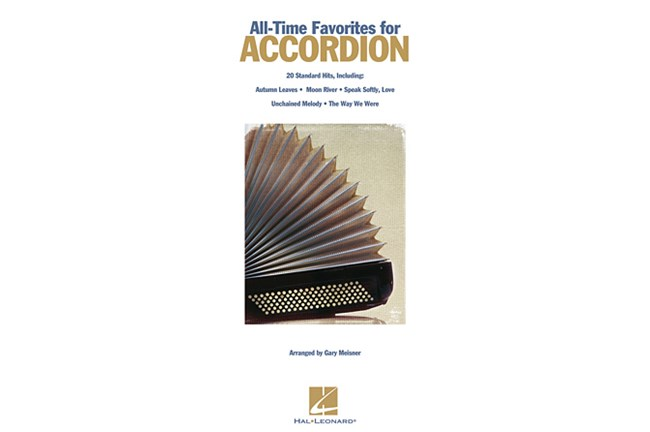 All Time Favorites for Accordion