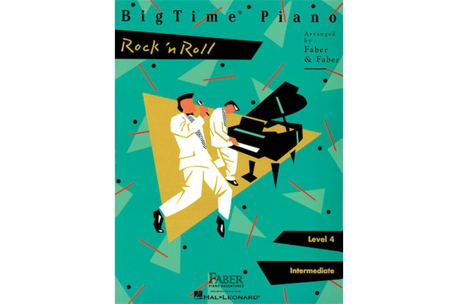 BigTime Piano Rock 'N' Roll