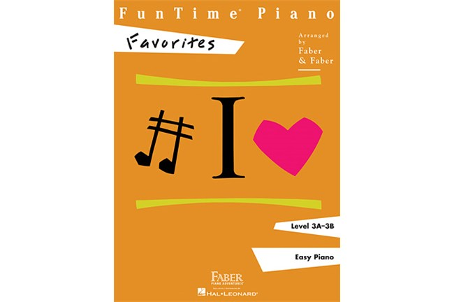 FunTime Piano Favorites (Level 3A-3B)