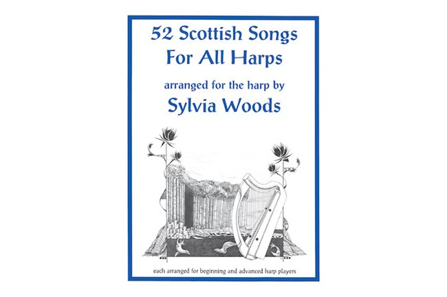 52 Scottish Songs for All Harp