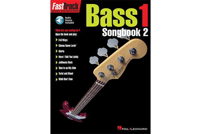 FastTrack Bass Songbook - Level 2