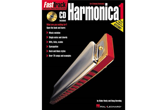 FastTrack Harmonica Method